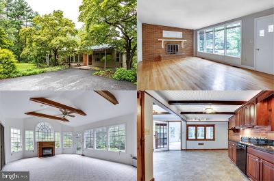 Frederick County Single Family Home For Sale: 5114 Mussetter Road