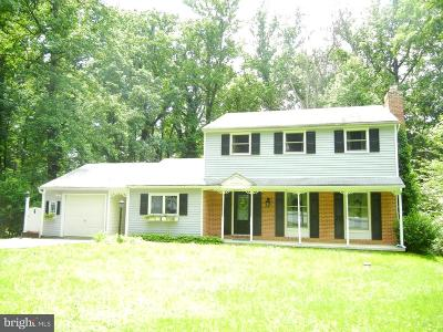 Bel Air Single Family Home For Sale: 1226 Grafton Shop Road