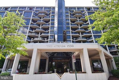 Arlington Condo For Sale: 1530 Key Boulevard #131