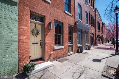 Fells Poi Nt, Fells Point, Fells Point/Hopkins, Fells Pt./Hopkins Townhouse For Sale: 911 Fell Street