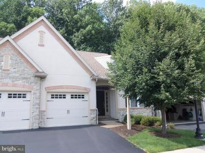 Downingtown Townhouse For Sale: 1408 N Red Maple Way