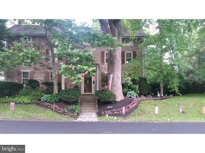 Bucks County Single Family Home For Sale: 231 N State Street