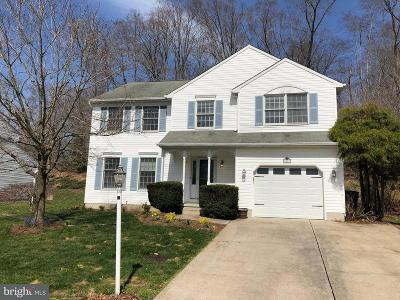 Abingdon Single Family Home For Sale: 2803 Bynum Overlook Drive