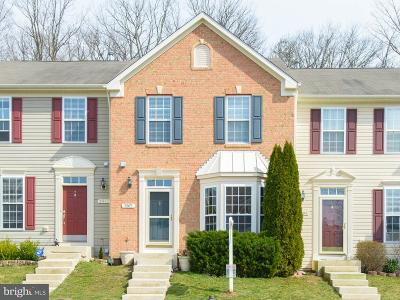Odenton Single Family Home For Sale: 2807 Settlers View Drive