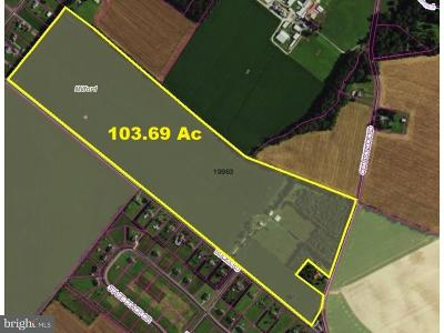 Residential Lots & Land For Sale: 6367 Bucks Road