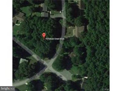 Harbeson Residential Lots & Land For Sale: 19 Falcon Crest Drive