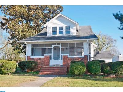 Laurel Single Family Home For Sale: 10436 Georgetown Road