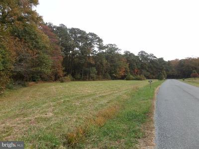 Frankford Residential Lots & Land For Sale: Lot Rickards Road