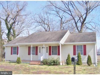 Laurel Single Family Home For Sale: 801 Wolfe Street