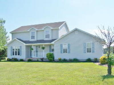 Seaford Single Family Home For Sale: 25648 Green Briar Road