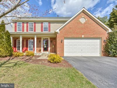 Frederick Single Family Home For Sale: 9002 Bealls Farm Road