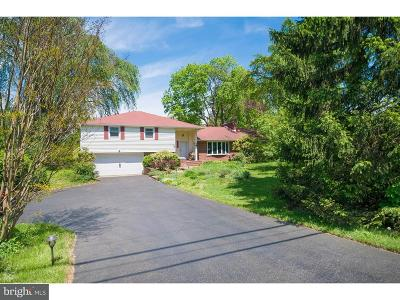 Bucks County Single Family Home For Sale: 2108 Yardley Road