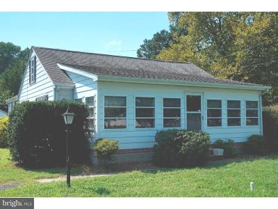 Laurel Single Family Home For Sale: 28424 Seaford Road