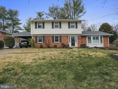 Rockville MD Single Family Home For Sale: $860,000