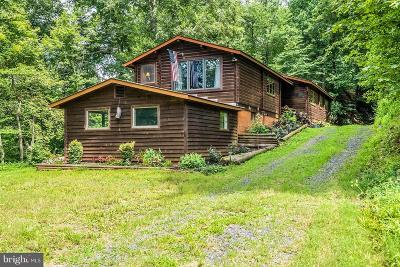 Culpeper County Single Family Home For Sale: 7580 Rixeyville Road