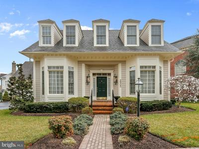 Chevy Chase Single Family Home For Sale: 3805 Village Park Drive
