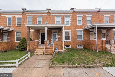 Morrell Park Townhouse For Sale: 1949 Griffis Avenue