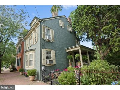 Bordentown Single Family Home For Sale: 19 Farnsworth Avenue