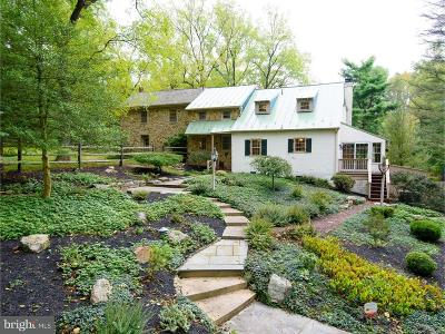 Chester County Single Family Home For Sale: 205 Pumpkin Hill Road
