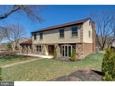Huntingdon Valley Single Family Home For Sale: 279 Betsy Road