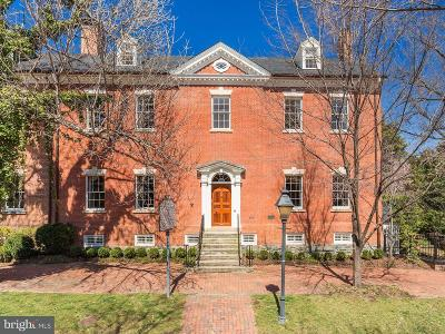 Alexandria City, Arlington County Single Family Home For Sale: 607 Oronoco Street
