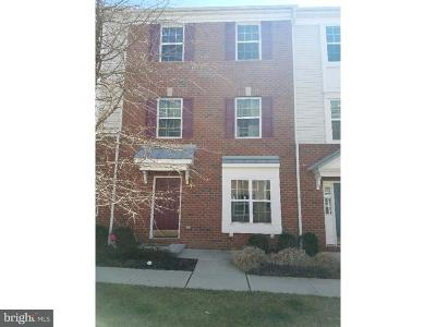 Trenton Townhouse For Sale: 5 Rafting Way
