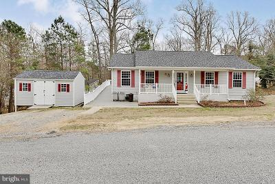 Lusby Single Family Home For Sale: 12026 Settlers Trail