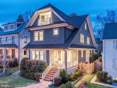 Chevy Chase Single Family Home For Sale: 2935 McKinley Street NW