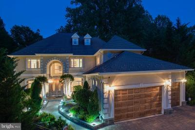 Mclean Single Family Home For Sale: 8142 Old Dominion Drive