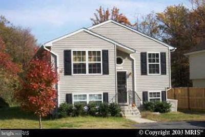 Lanham MD Single Family Home For Sale: $345,000