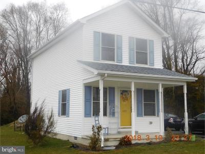 Camden Single Family Home For Sale: 6689 Mud Mill Road