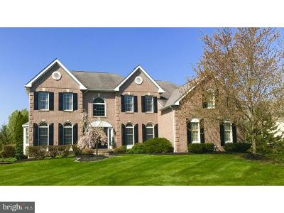Moorestown Single Family Home For Sale: 133 Oakmont Drive