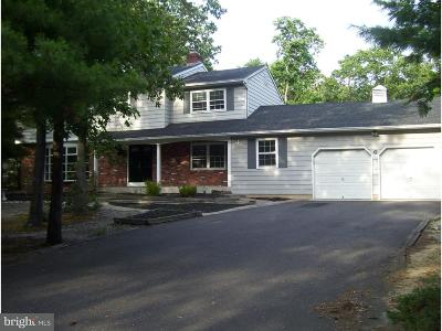 Medford Twp Single Family Home For Sale: 6 Sandstone Court