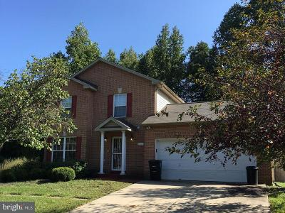 Brandywine Single Family Home For Sale: 7511 Crestwood Court