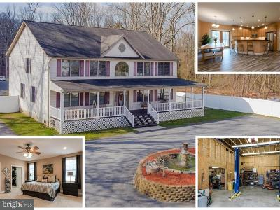 Gambrills Single Family Home For Sale: 1551 Defense Highway