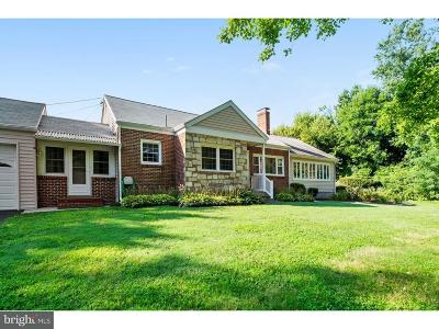 Moorestown Single Family Home For Sale: 184 W Route 38