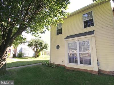 Belcamp Single Family Home For Sale: 1223 Brice Square