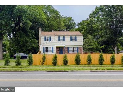 Ardmore Single Family Home For Sale: 2945 Haverford Road