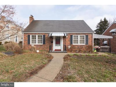 Coatesville PA Single Family Home For Sale: $169,900
