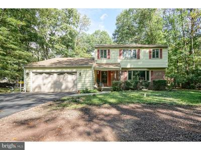 Shamong Twp Single Family Home For Sale: 5 Shawnee Trail