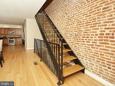 Federal Hill, Federal Hill - Riverside, Federal Hill South Townhouse For Sale: 1705 Light Street