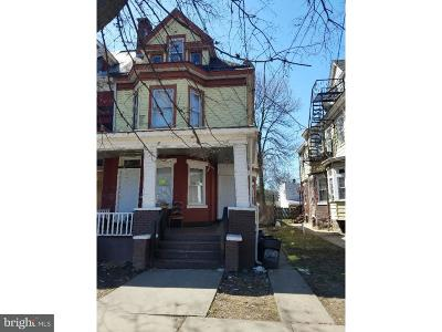 Trenton Multi Family Home For Sale: 631 Monmouth Street