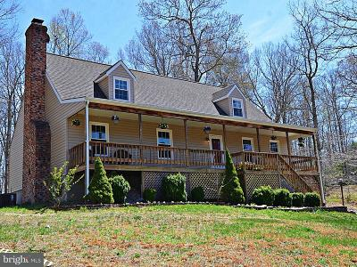 Fauquier County Single Family Home For Sale: 13253 Martin Drive