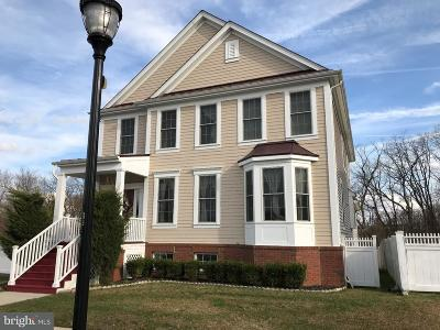Robbinsville Single Family Home For Sale: 234 Union Street