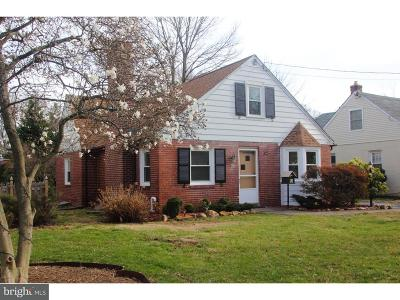 Ardmore Single Family Home For Sale: 145 Sutton Road
