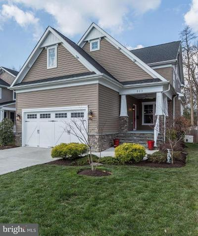 Falls Church Single Family Home For Sale: 513 Greenwich Street
