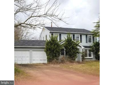 Cherry Hill Single Family Home For Sale: 12 Inskeep Court
