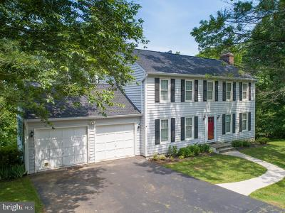 Purcellville Single Family Home For Sale: 20171 St Louis Road