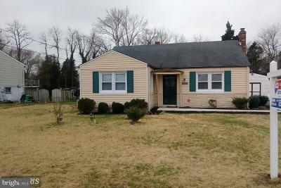 Clinton Single Family Home For Sale: 8905 Marquis Lane