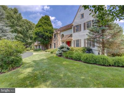 West Chester Single Family Home For Sale: 1014 Wylie Road